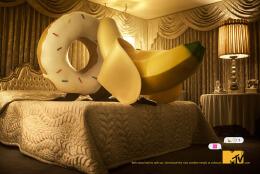 国外MTV Safe Sex主题趣味创意广告设计欣赏