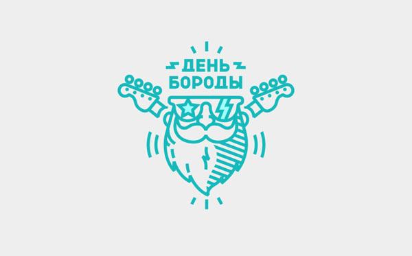 俄罗斯设计师valery shi 30个精彩标志设计作品合集欣赏