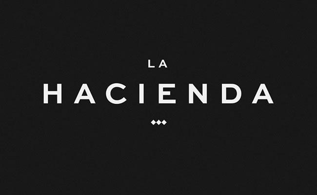 精美的La Hacienda墨西哥美食餐厅名片设计欣赏