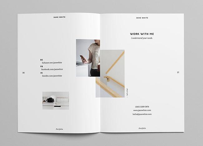 阿根廷Sofia Copello时尚画册设计欣赏