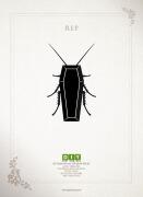 国外DIY PEST杀虫公司系列创意广告设计作品欣赏
