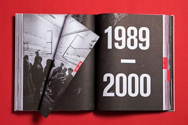 《SO36》回忆录类书籍设计作品