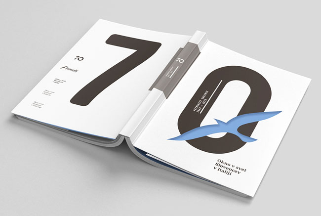 国外PRIMORSKI 70书籍版面设计欣赏