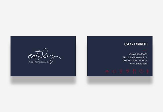 意大利Eataly高端食品品牌形象设计作品