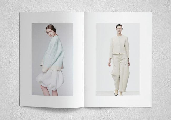 Ahsanjaya Corp时尚画册设计作品欣赏