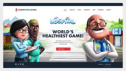Cherrypick Games游戏网站设计作品欣赏