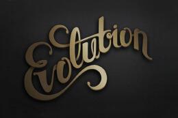 国外字体设计之设计师Mats Ottdal时尚字体设计作品