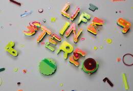 国外优秀创意字体设计作品合集NO.5