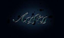 21款国外字体设计之2012 PS特效字体设计欣赏(二)