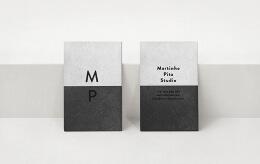1套MARTINHO PITA工作室VI设计欣赏
