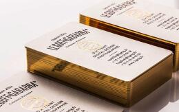 10张精美的国外商务名片设计