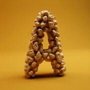 国外设计师FOREAL的26个英文字母创意设计欣赏