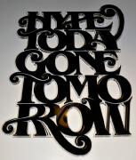 11个漂亮的字体设计作品欣赏
