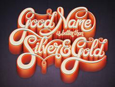 国外设计师Mario De Meyer英文字体设计作品欣赏