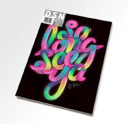 国外DSN杂志封面字体设计欣赏