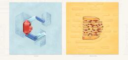 国外设计师Tomas Brechler英文字母设计作品欣赏