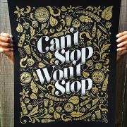14款国外优秀精彩创意字体设计作品集欣赏