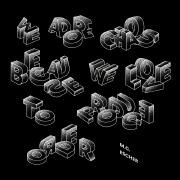 国外设计师Rafa Goicoechea个性立体字设计