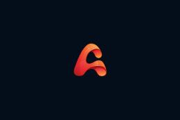 塞尔维亚VladimirBiondic圆滑可爱的英文字母设计
