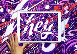 Gemma O'Brien多款创意个性字体涂鸦艺术作品欣赏