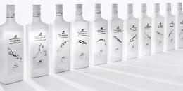 Stumbras伏特加限量版精美酒瓶包装设计欣赏