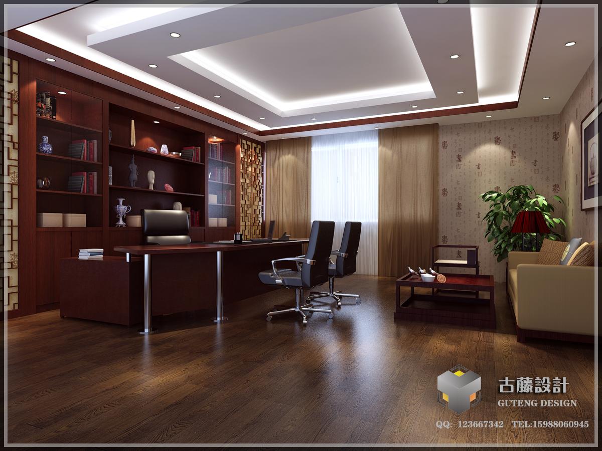 工装设计(餐厅、办公室、店面、展厅)08