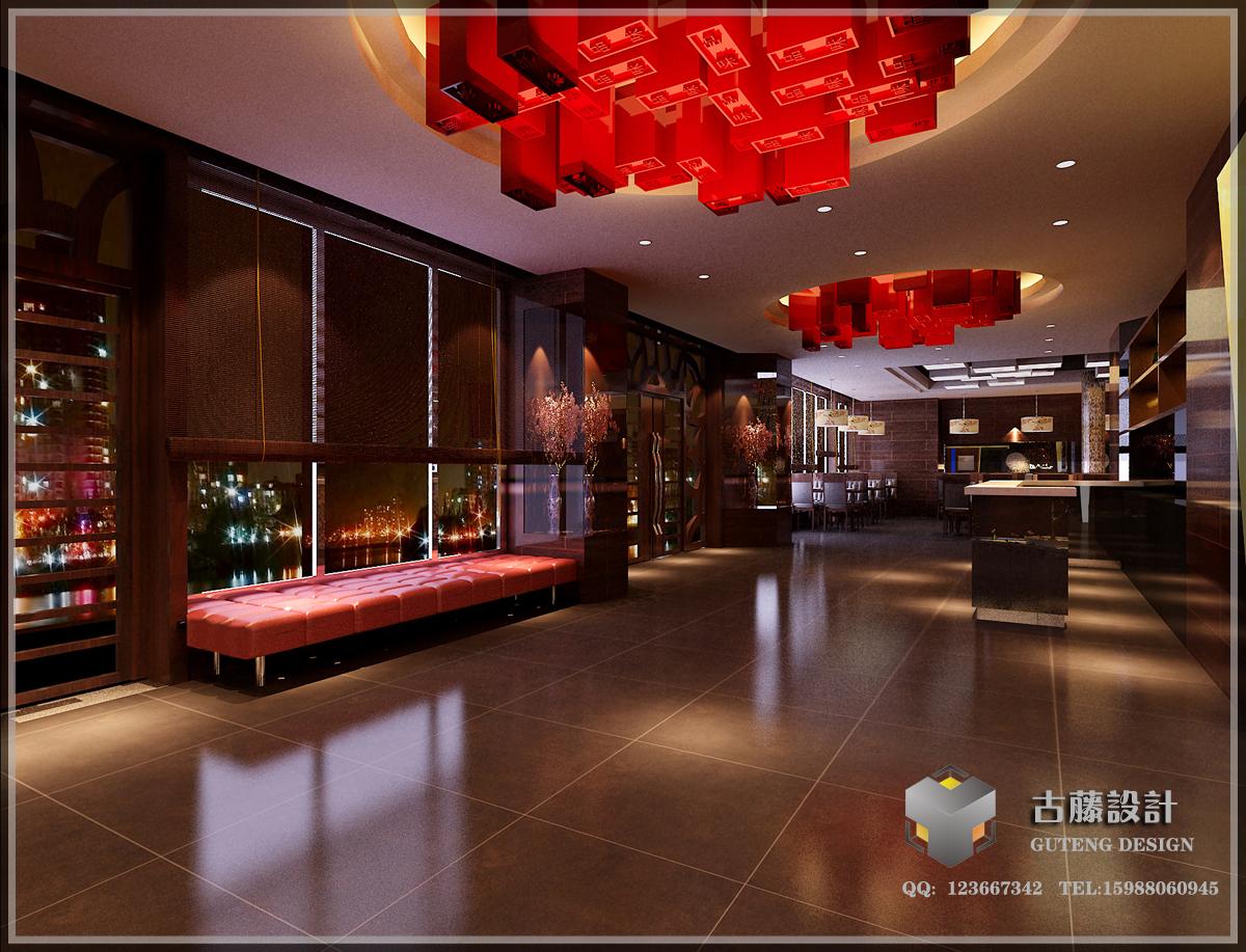 工装设计(餐厅、办公室、店面、展厅)10