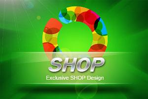 艾斯专业shop设计