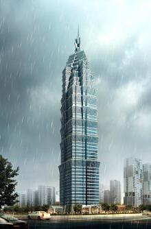 建筑单体表现