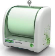 纸巾分配器