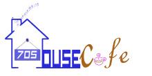 705house咖啡店logo