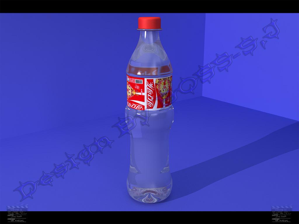 可口可乐瓶