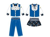 东方岚谷幼儿园园服设计
