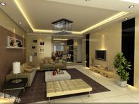 187平方简约风格房屋装修设计