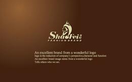 图文完美结合的创意logo设计